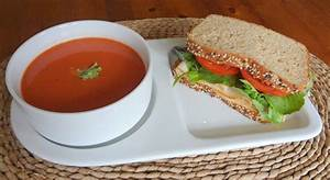 Soup and Sandwich Duo