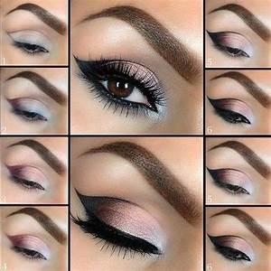Mdmnissa  Belajar Make Up Mata  U0026 Kening Bergambar