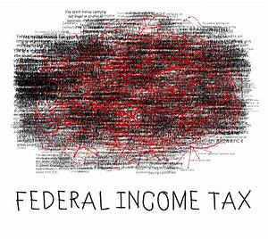 Federal Income Tax, abstractly - Razblint