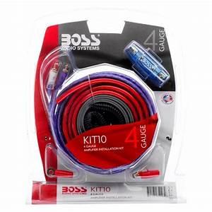 Sound System Wiring Kit