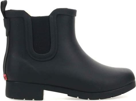 Roma Women's Chelsea High Ankle Vegan Rain Boots ...