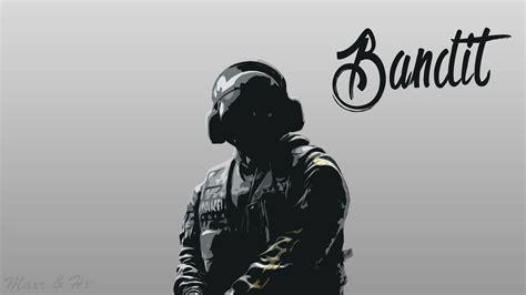 Rainbow Six Siege Bandit Wallpapers Hd Desktop And
