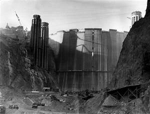 Construction History Of Hoover Dam  U0026quot The Greatest Dam In