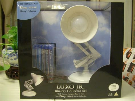 luxo jr collectible l victors home theater gallery special edition