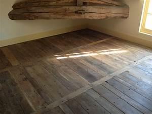 fourniture et pose de planchers et parquets anciens ou With enlever parquet ancien