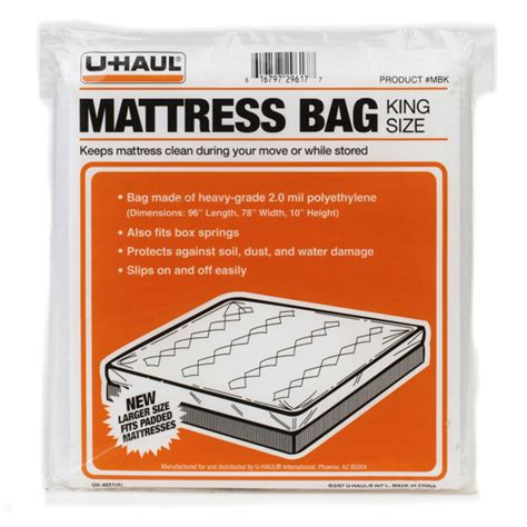 where to buy mattress bags u haul mattress bags
