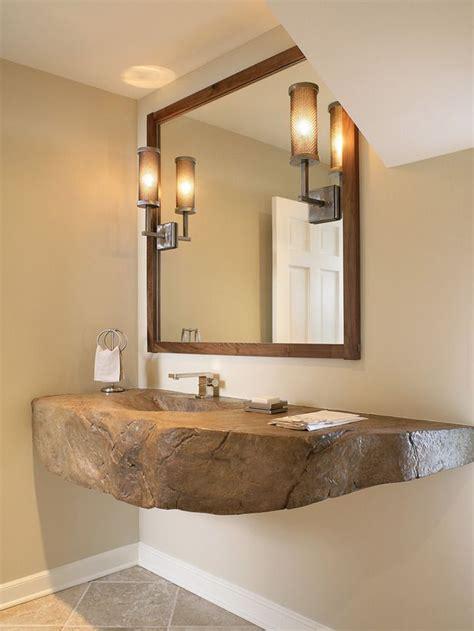 Floating Vanity Sink by Best 25 Floating Bathroom Vanities Ideas On