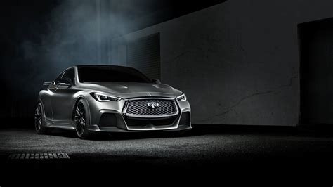 2020 Infiniti Q60 Black S by 2017 Infiniti Q60 Project Black S 4k Wallpaper Hd Car