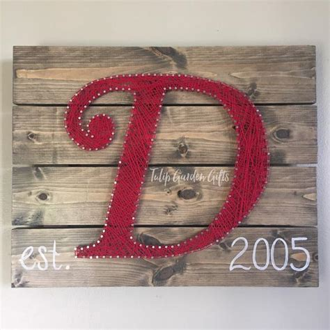 string art letters monogrammed string letter string pallet style wall 24989 | il 570xN.1010067135 i063