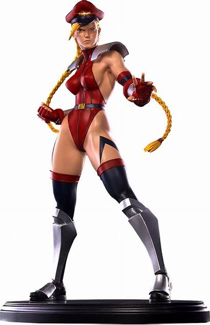 Cammy Shadaloo Fighter Street Statue Sideshow Collectibles