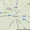 Mappa di Mesagne, Cartine Stradali e Foto Satellitari