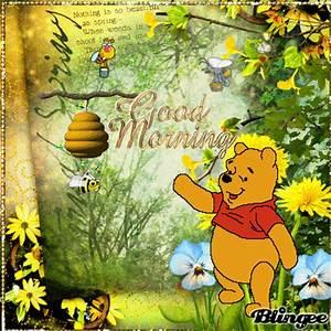 good morning Honey! Picture #129187968 | Blingee.com