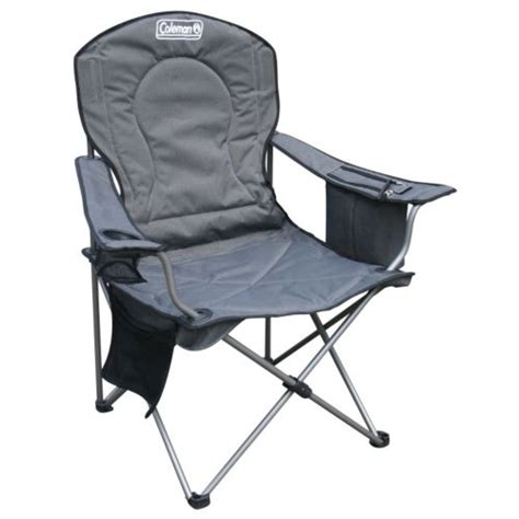coleman deluxe cooler chair geographe cing