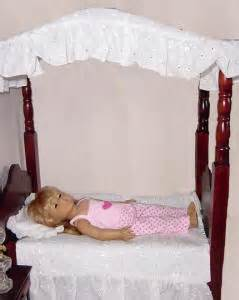 doll bedding american girl doll beds  doll furniture