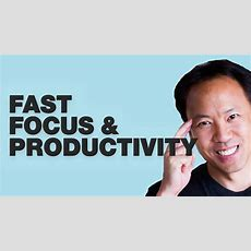 Kwik Brain Episode 18 Fast Focus & Productivity With Julia Roy Youtube