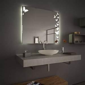 Led Badspiegel Günstig : spiegel mit led beleuchtung ulm led badspiegel badezimmer wandspiegel ebay ~ Indierocktalk.com Haus und Dekorationen