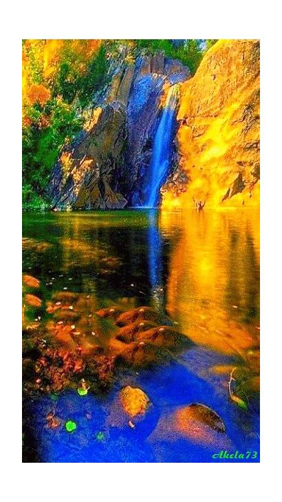 Waterfalls Nature Places Landscapes Park Discover Lakes