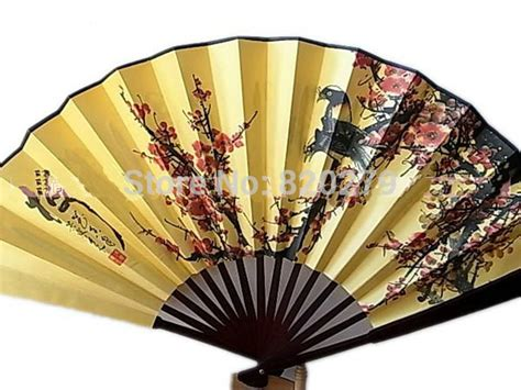 large decorative paper fans large chinese fans promotion shop for promotional large