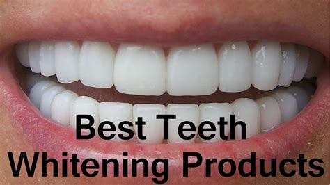 Best Tooth Whitening best teeth whitening products 2018