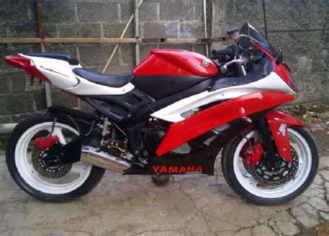Yamaha Scorpio Modif by 250 Modifikasi Motor Yamaha Scorpio