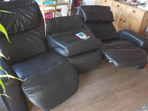 Himolla Trapezsofa Mit Cumuly Funktion Comfortmaster 4855