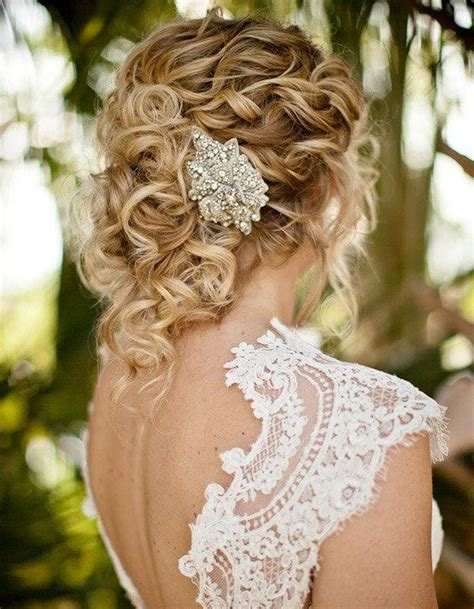 coiffure cheveux fris 233 s pour mariage hairstyles hair cuts and curly