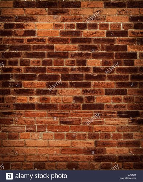 Old Red Brick Wall Texture Background High Resolution