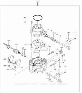 Robin  Subaru Eh65 Parts Diagram For Carburetor