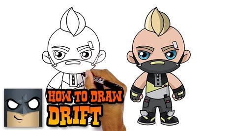 cartoon fortnite skins drawings easy