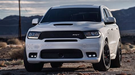 2018 dodge durango srt top speed