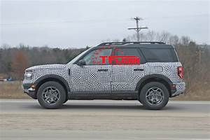 This Is It! 2021 Ford Bronco Sport Spied (This Time In Camouflage) In The Wild - The Fast Lane Car
