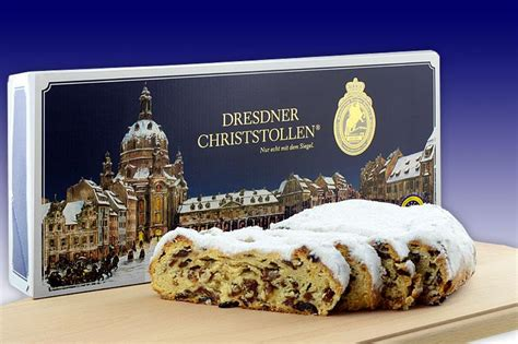 Image result for dresdner christstollen