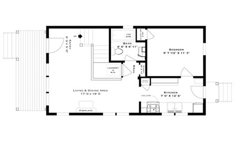 Small Bedroom Cottage Plans Photo by Gallery The Beekeeper S Bungalow The Small House