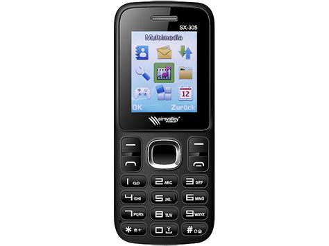 dual sim handy simvalley mobile dual sim handy sx 305 mit bluetooth
