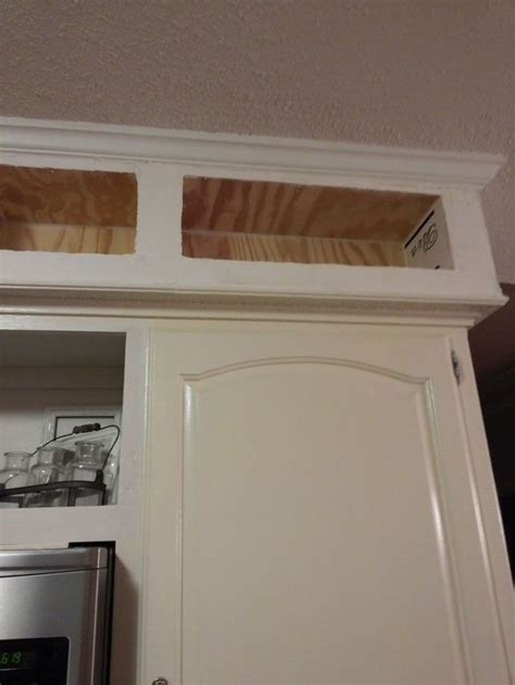 Open Kitchen Shelving Ideas - update from outdated soffits to usable space hometalk