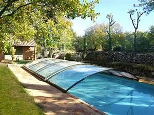 Abri Piscine Bas Coulissant : abri piscine coulissant abrisud ~ Zukunftsfamilie.com Idées de Décoration