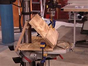Woodworking Angle drilling jig plan Plans PDF Download