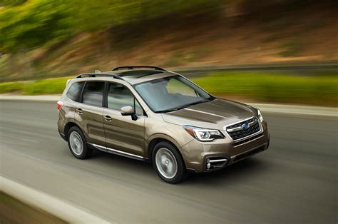 subaru forester 2017 black 2017 subaru forester reviews and rating motor trend