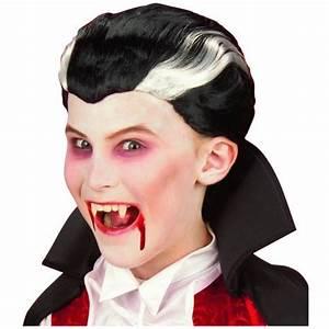 Maquillage Halloween Garcon : maquillage de vampire pour garcon tartine au chocolat ~ Melissatoandfro.com Idées de Décoration