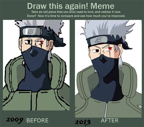 Kakashi Memes - kakashi meme bing images