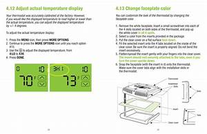 White Rodgers Up400 Thermostat Installation Instructions