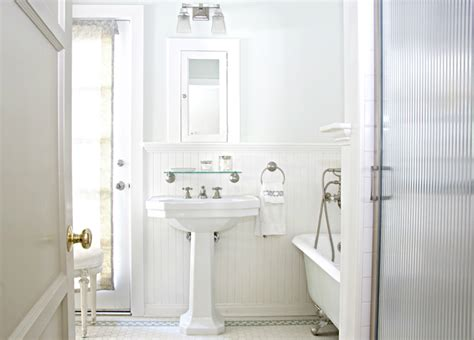 Beadboard Medicine Cabinet : 22 Fantastic Restoration Hardware Bathroom Design