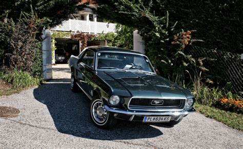 ford mustang ausleihen ford mustang hardtop bj 68 shareonimo at
