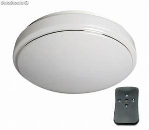 Led Deckenleuchte Rgb : runde led deckenleuchte mit fernbedienung rgb wei integrierte led lampe ~ Watch28wear.com Haus und Dekorationen