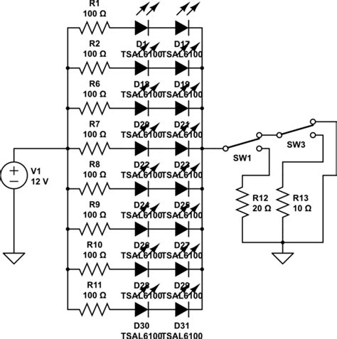 Potentiometer Led Matrix Dimming How Control The