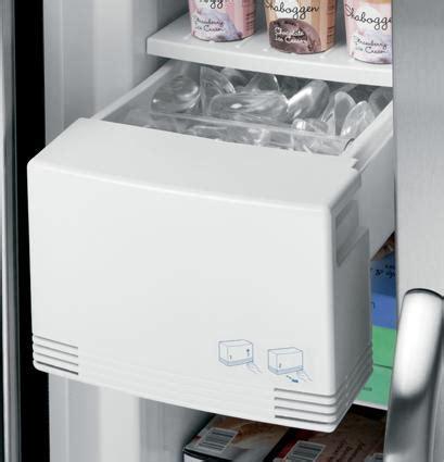 maintain  refrigerators ice maker