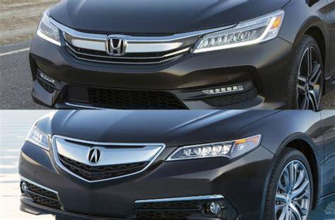 Acura And Honda by Honda Vs Acura Worth The Upgrade U S News World Report