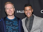 The openly gay actor Wilson Cruz played a role of Rickie ...
