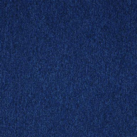 paragon workspace loop pile carpet tile colour blue