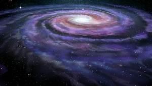 Spiral Galaxy Milky Way Stock Footage Video 3572225 ...